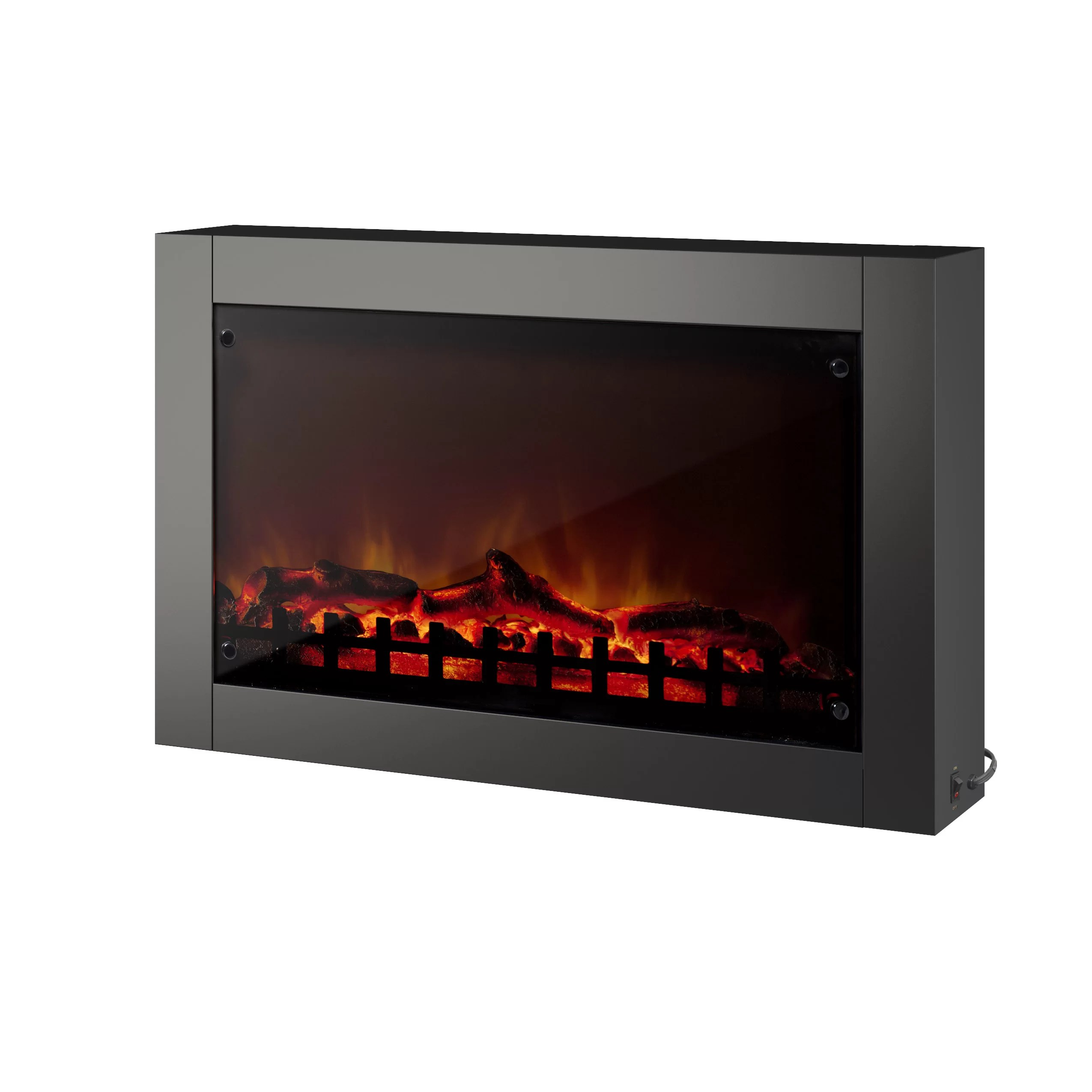 Corliving Wall Mount Electric Fireplace