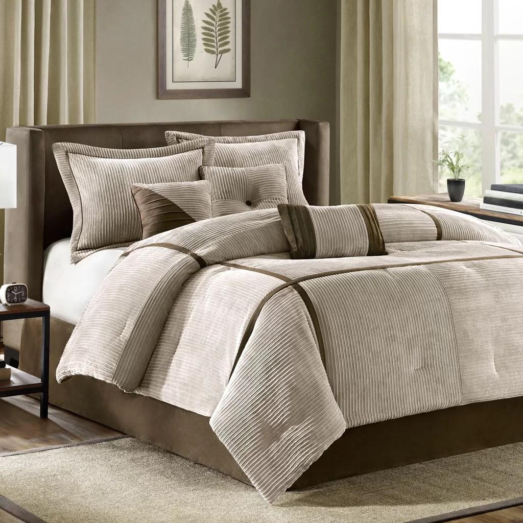 Madison Park Dallas 7 Piece Comforter Set Amp Reviews