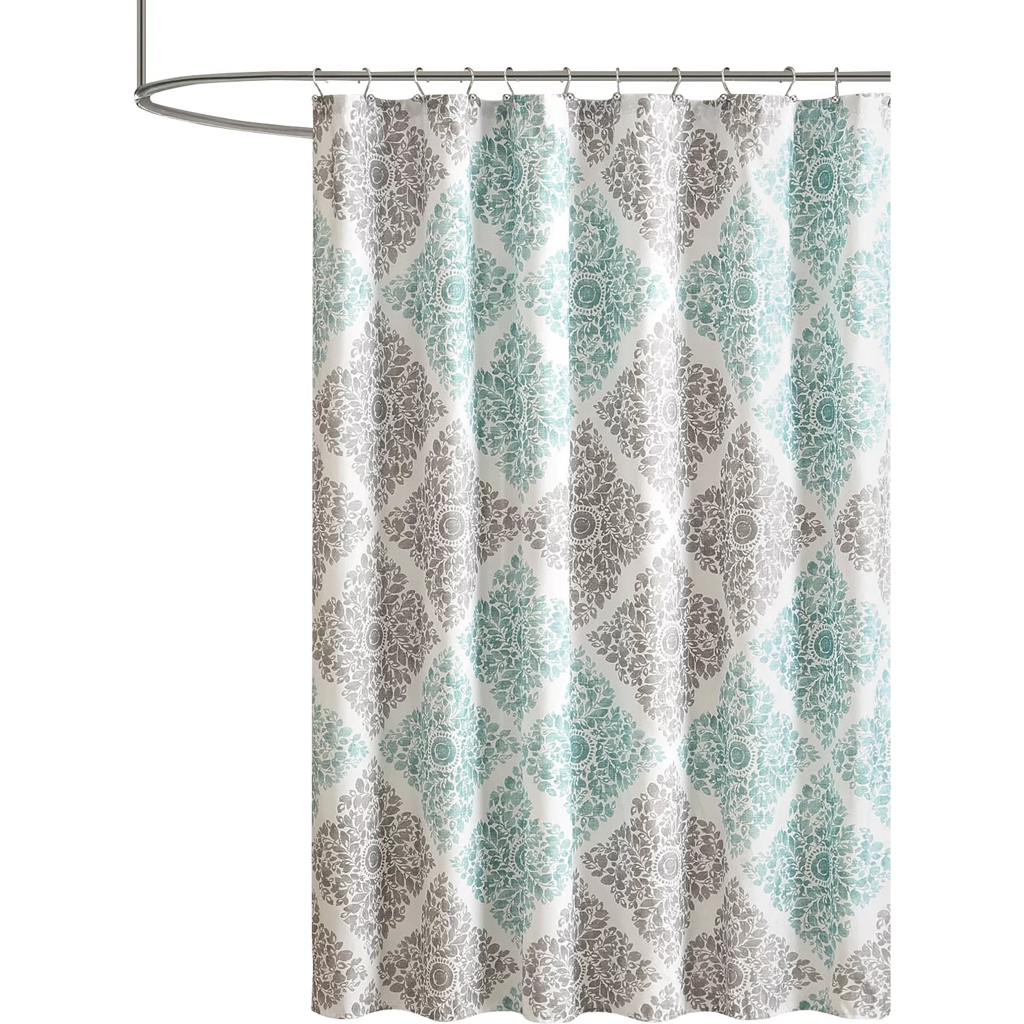 Madison Park Claire Shower Curtain Amp Reviews Wayfair