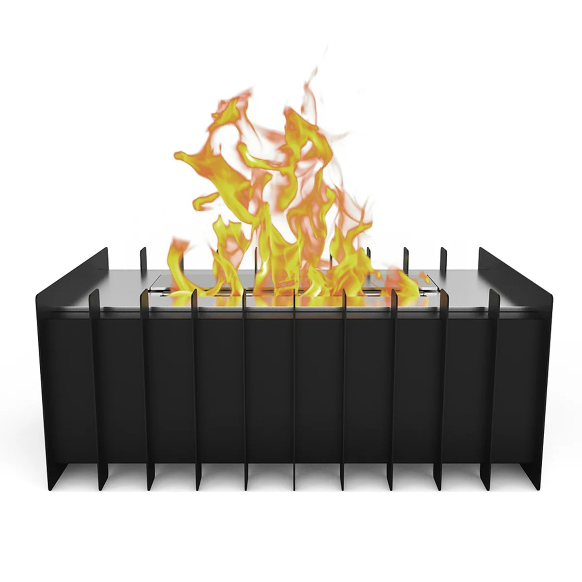 Elite Flame Ventless Ethanol Fireplace Insert Amp Reviews