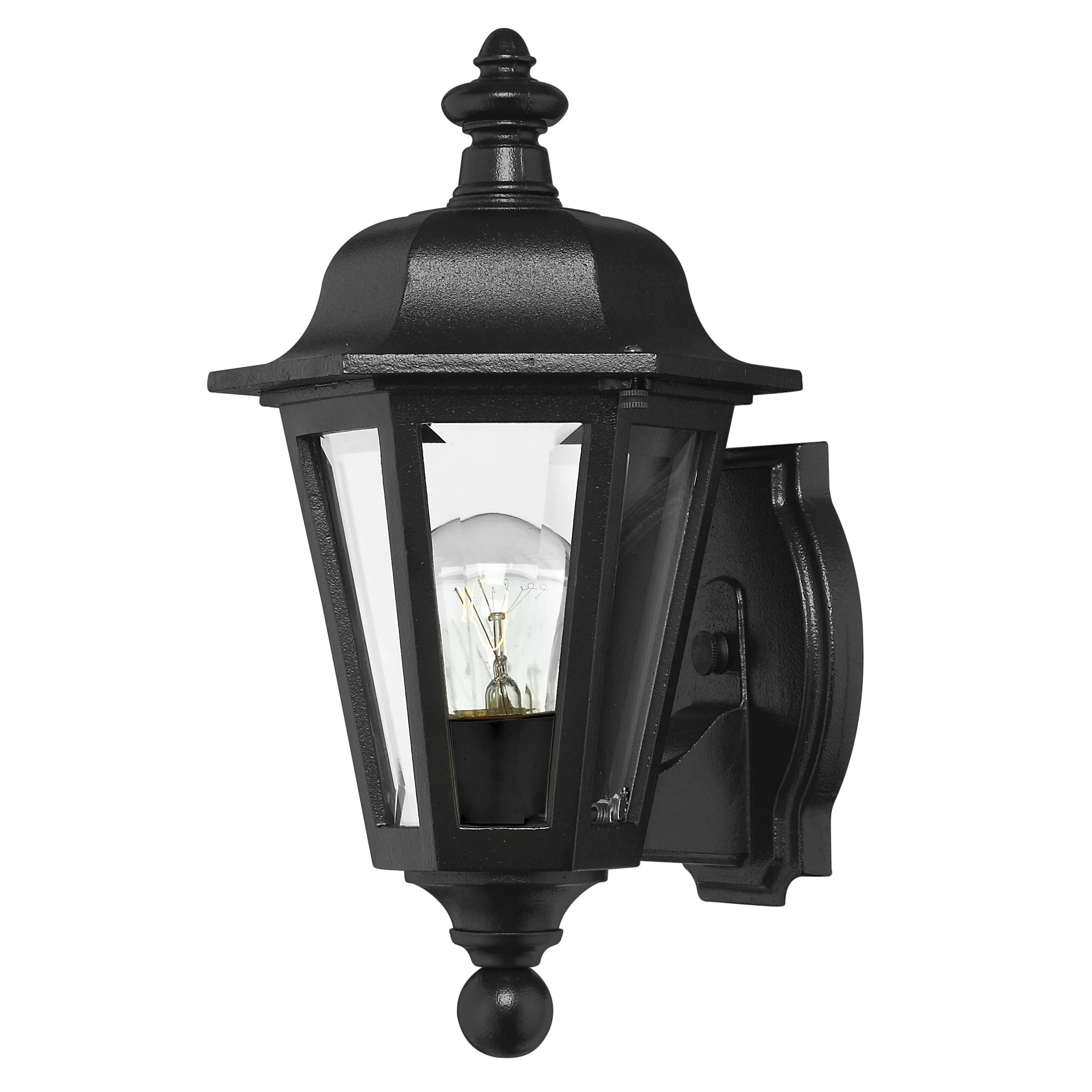 Hinkley Lighting Manor House 1 Light Outdoor Sconce ... on Sconce Outdoor Lighting id=70567