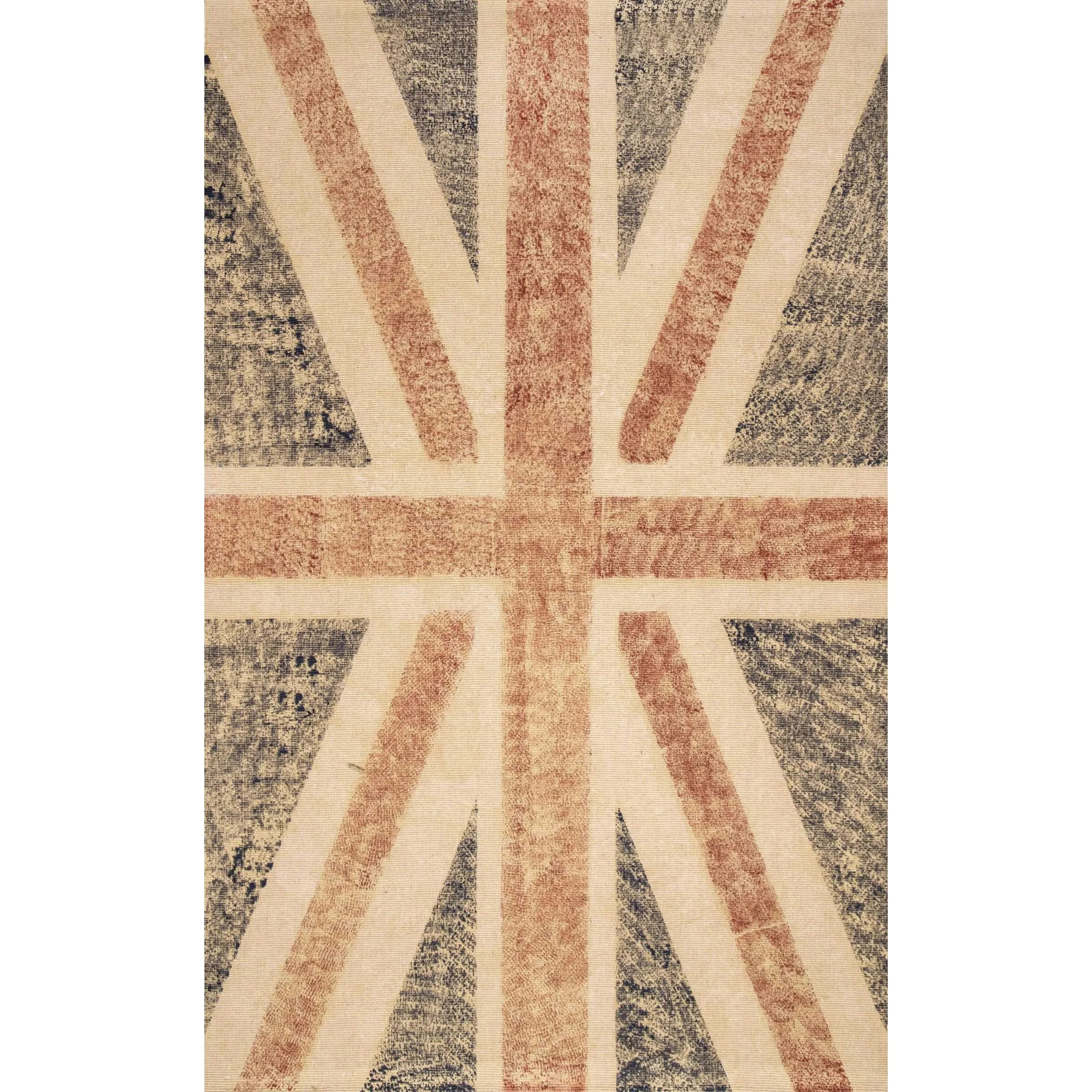Union Jack Save Date Cards