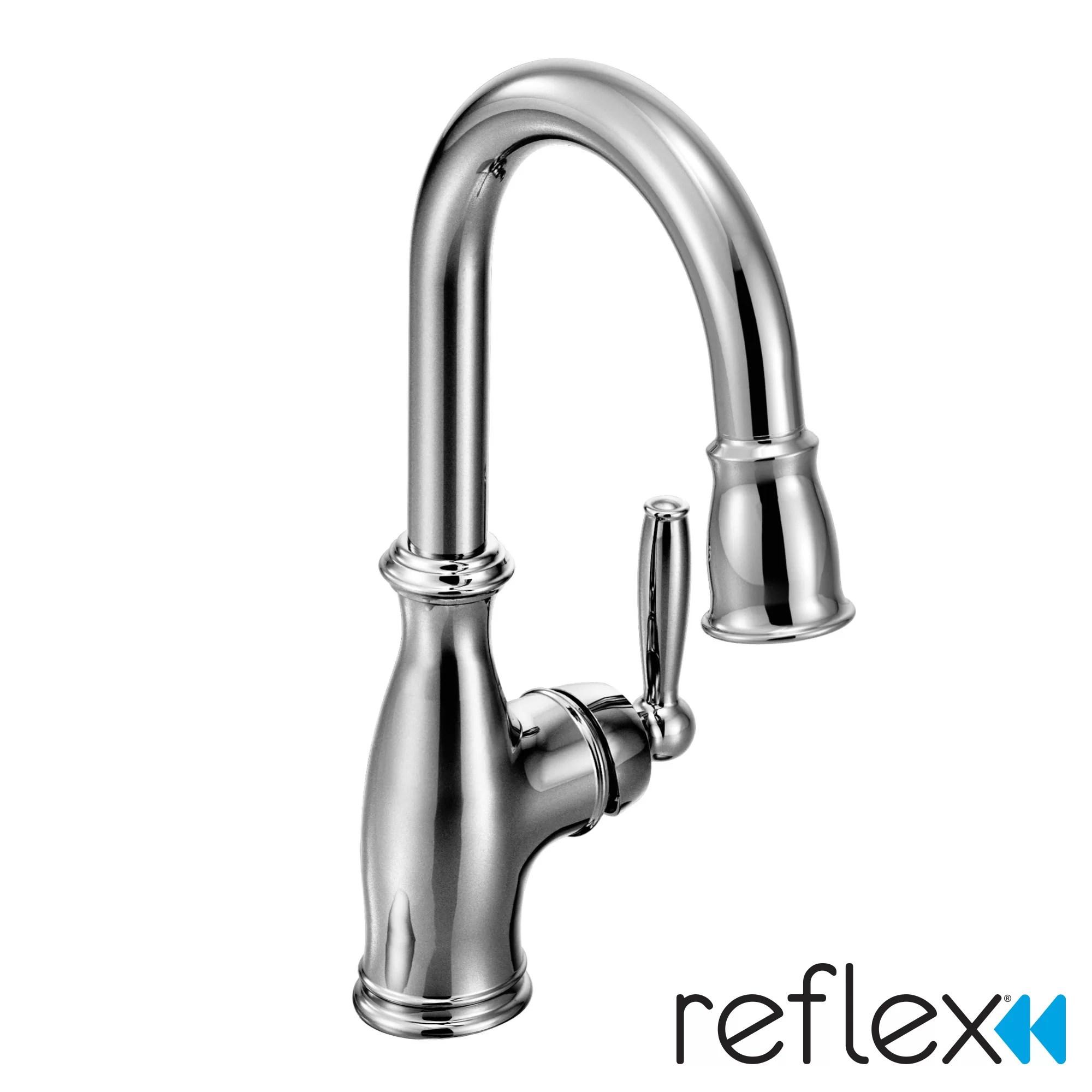Moen Brantford Single Handle Bar Faucets Amp Reviews