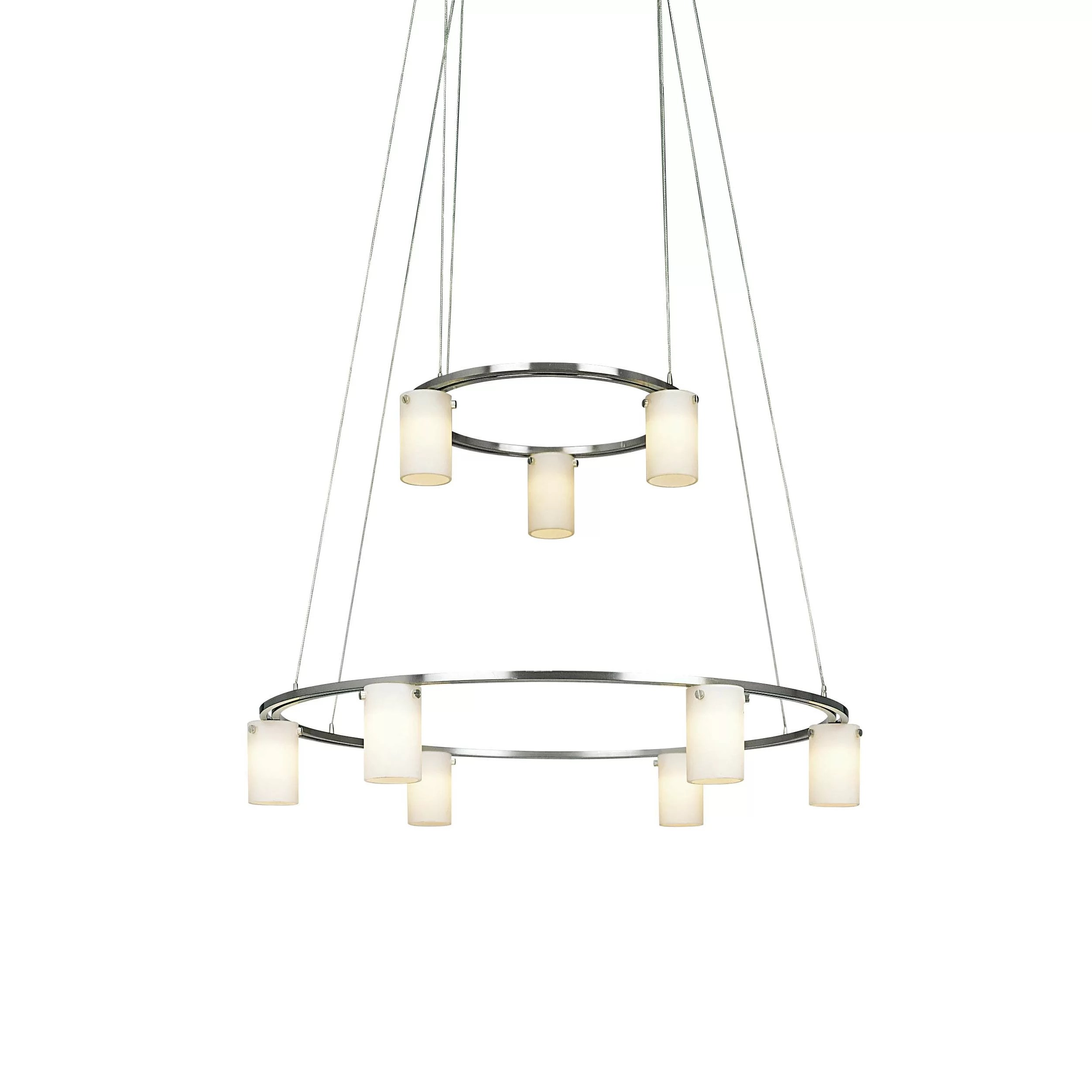 George Kovacs Counter Weights 9 Light Low Voltage Chandelier Amp Reviews
