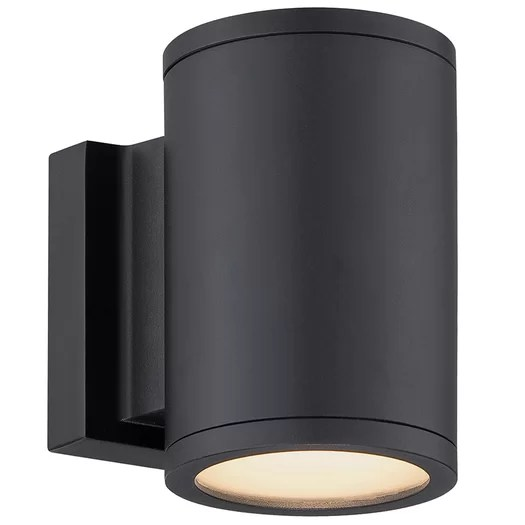 Modern Forms Tube 2 Light Outdoor Sconce | AllModern on Modern Outdoor Sconce Lights id=59887