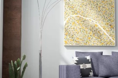 Floor Lamps You ll Love   Wayfair Cheddington 88  Tree Floor Lamp