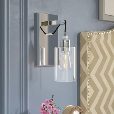 Non Electric Wall Sconces | Wayfair on Non Electric Wall Sconce Lights id=43875