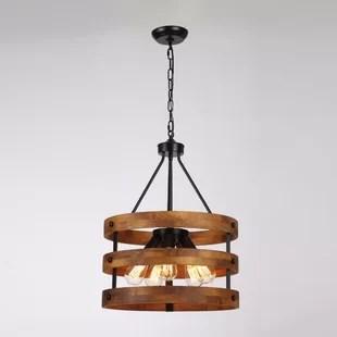 denby 5 light lantern cylinder chandelier