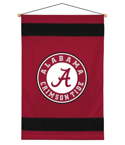 Sports Coverage NCAA Sidelines Wall Hanging Amp Reviews