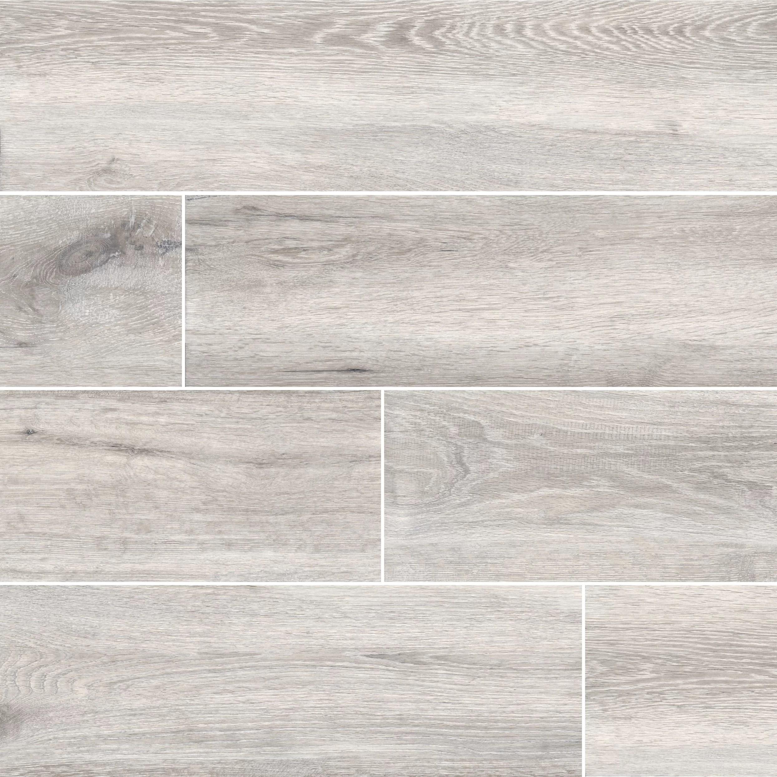 Msi Antoni 6 X 36 Porcelain Wood Look Wall Floor Tile Reviews Wayfair