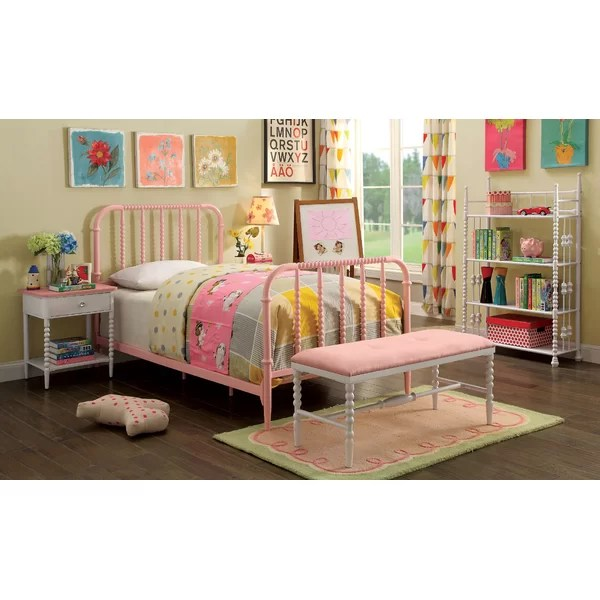 Weston Transitional Panel Configurable Bedroom Set By Viv + Rae