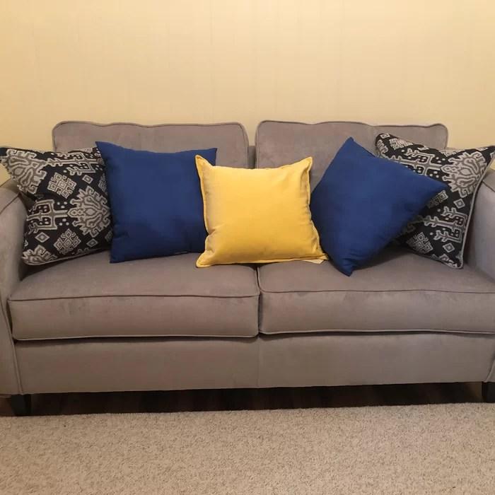 Serta Upholstery Dengler 72 Sleeper Sofa Apartment Size