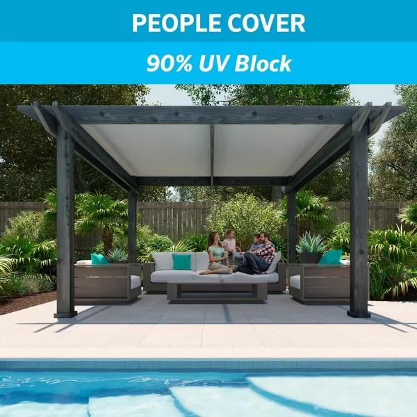 weather resistant patio blackout drapes