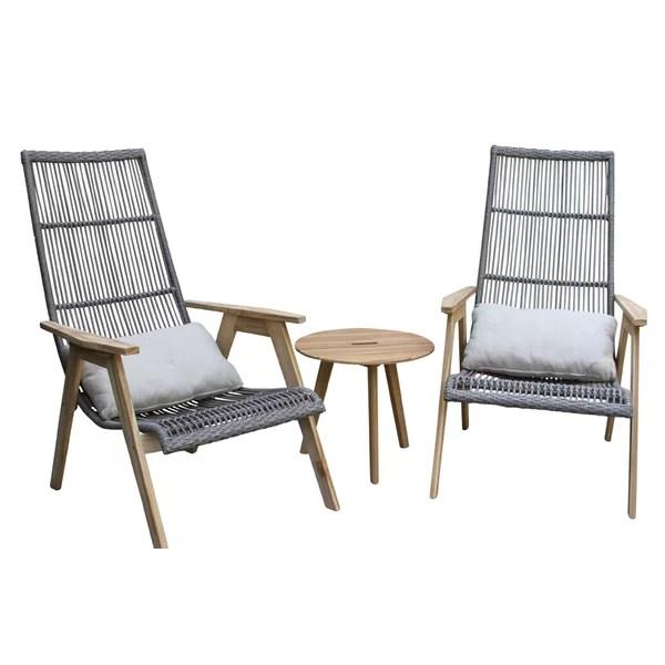 small conversation sets 3 piece patio sets