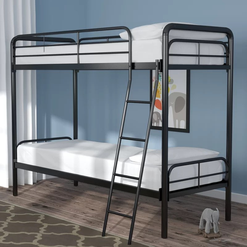 Maryanne Twin Over Twin Bunk  Bed