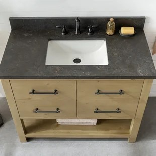 41 to 45 inch bathroom vanities you ll