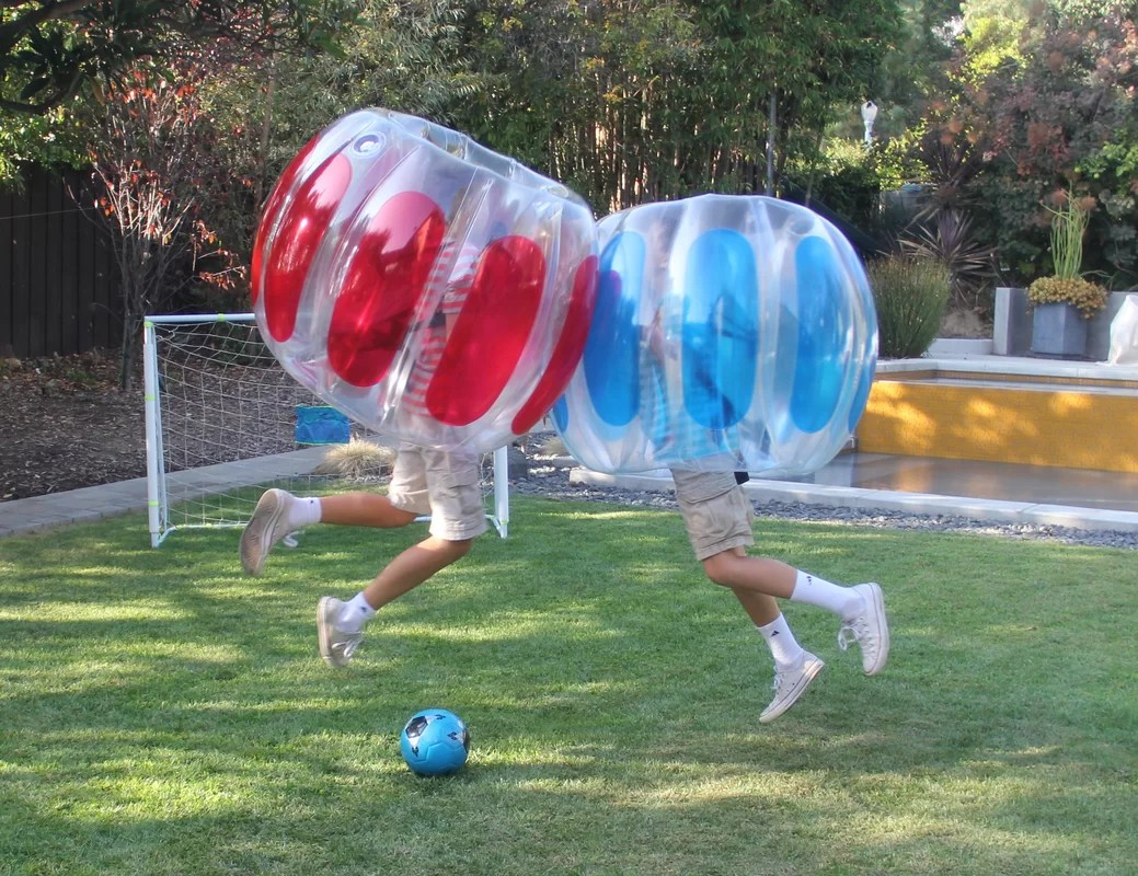 Thunder Bubble Bounce House Inflatables