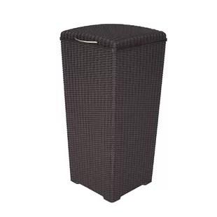 sunterrace 30 gal pacific outdoor waste basket