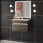 Wood Grain Ivory Floating 30 Single Bathroom Vanity Reviews Allmodern
