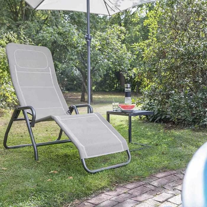 Gartenliege ADRIANO - Garten Living