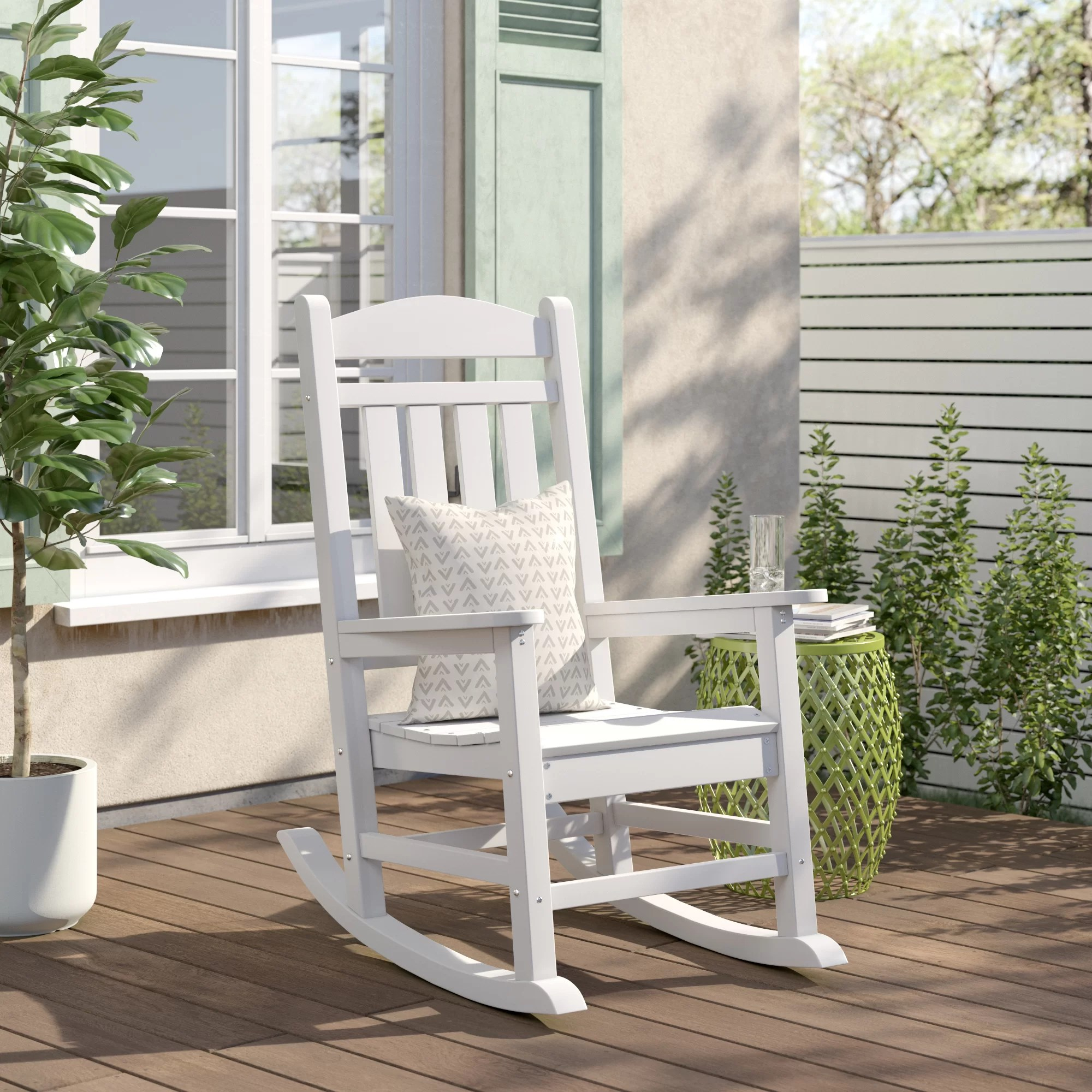 Polywood Presidential Rocking Chair Reviews