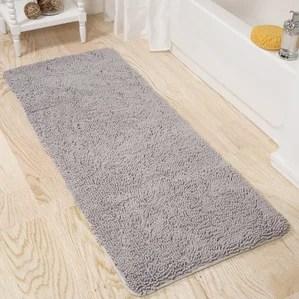 "41"" - 60"" bath rugs & mats you'll love | wayfair"