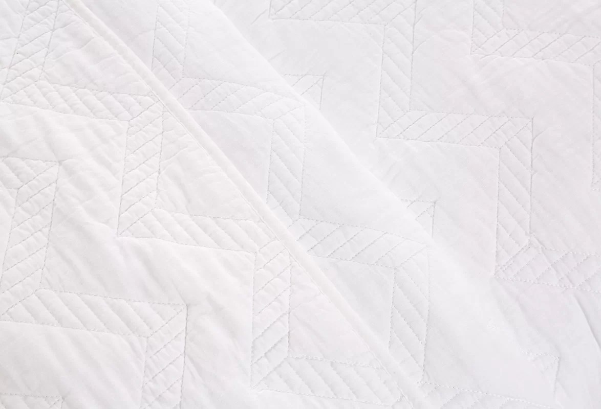 Cozy Line Home Fashion Chevron Quilt Set Amp Reviews