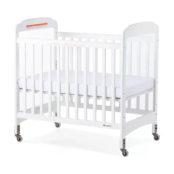 Next Gen Mini Crib With Mattress By Foundations Cheap   Kids