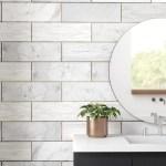 Msi 4 X 12 Marble Look Wall Floor Tile Reviews