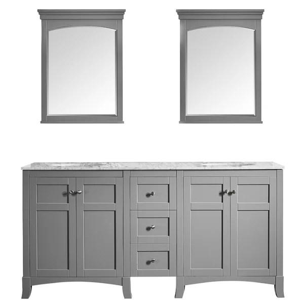 double vanities