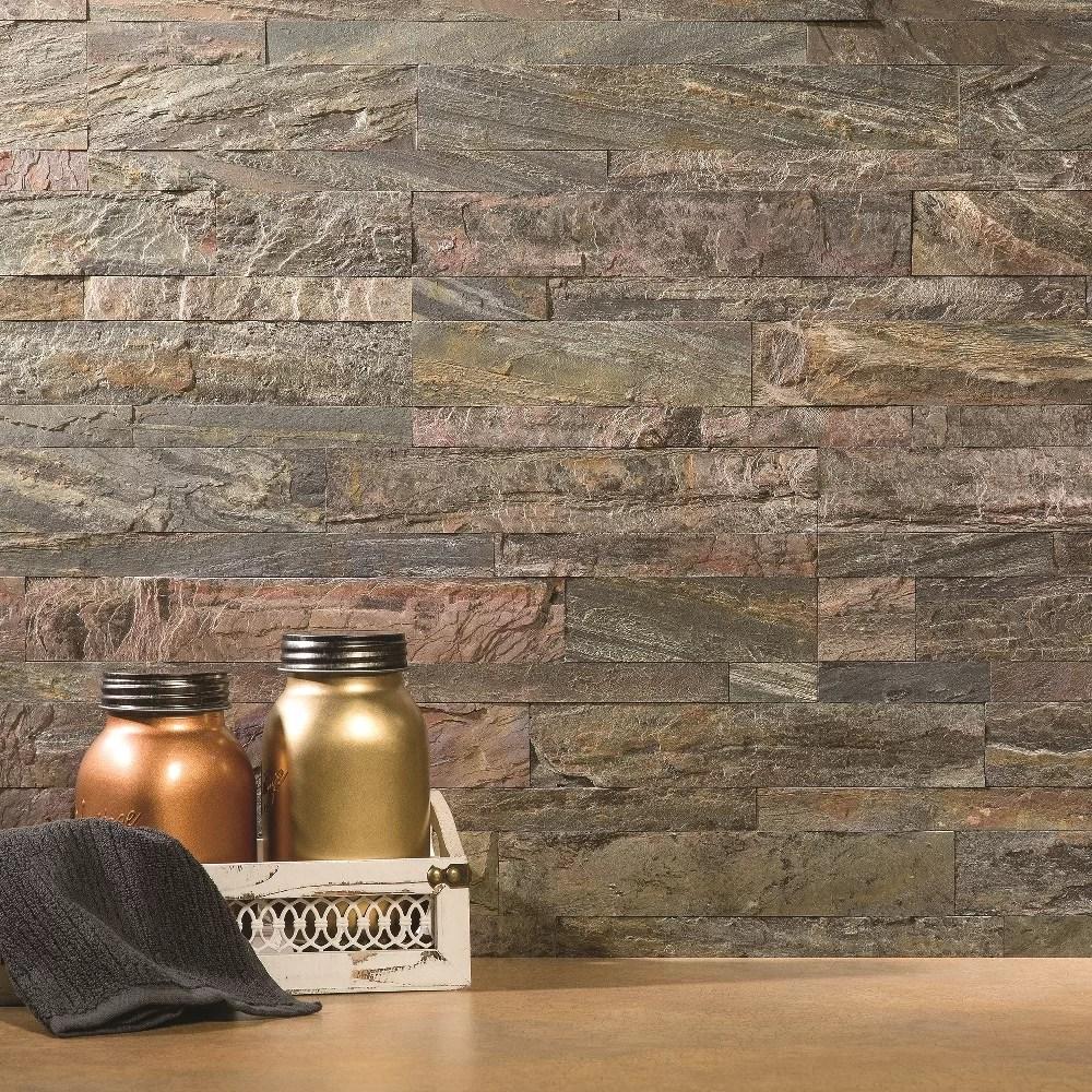 easy diy tile backsplash ivory marble approx 15 sq ft kit aspect peel and stick stone overlay kitchen backsplash marble tiles bonsaipaisajismo building supplies
