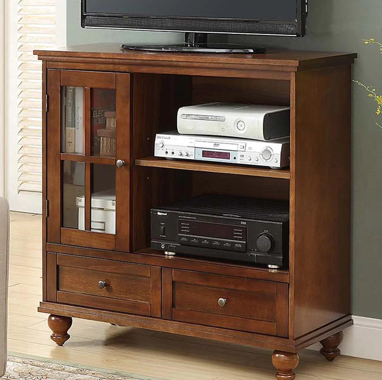 Schererville Tv Stand For Tvs Up To 40 Inches