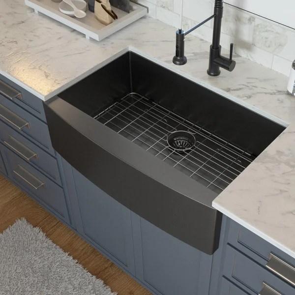 33 inch sink