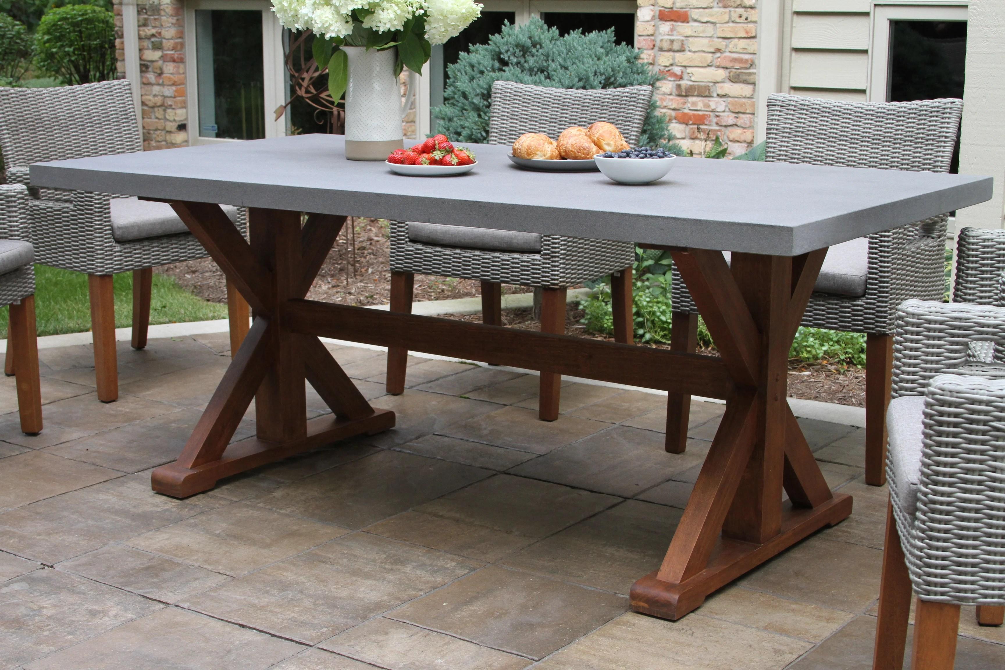 outdoor tables joss main