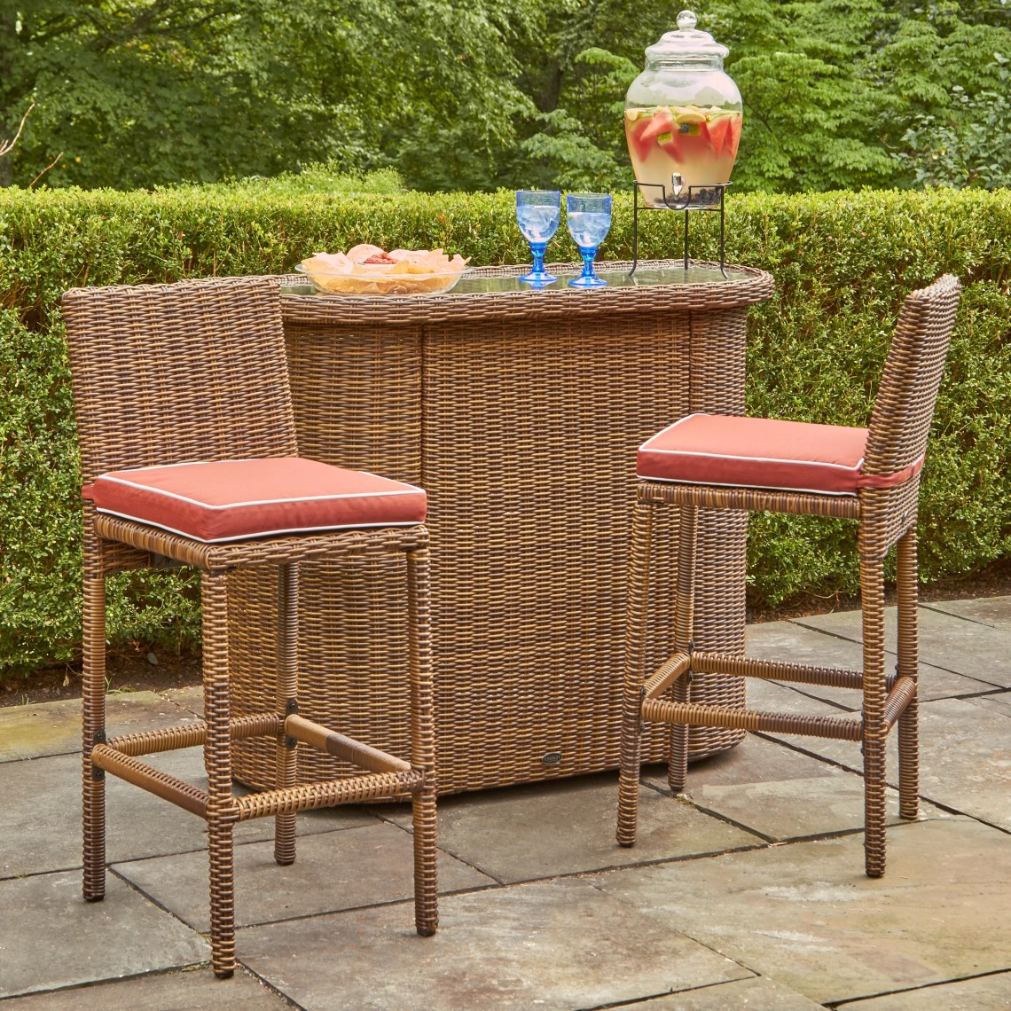 Shop Patio Furniture By Material