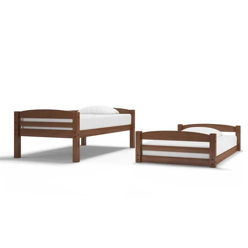 Bunk Beds With Stairs Twin Over Queen