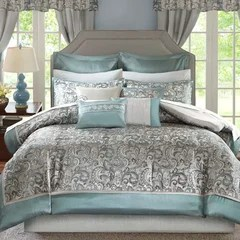 bedding sets with curtains drapes