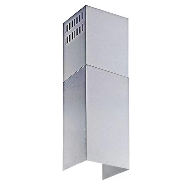 range hood extension chimney