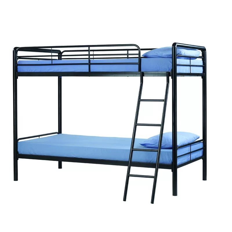 Twin Over Full Bunk Bed With Stairs Assembly Instr