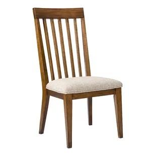 chaise de salle a manger rembourree winslow park ensemble de 2 par broyhill