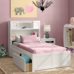 Twin White Beds You Ll Love In 2020 Wayfair