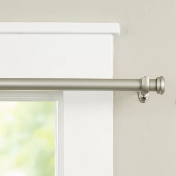 Curtain Rods Amp Accessories Youll Love Wayfair