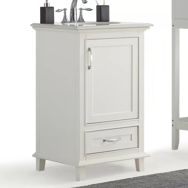 20 bath vanity - 100 images - vanities 20 inch single sink vanity