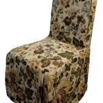 Astoria Grand Parsons Box Cushion Dining Chair Slipcover Reviews Wayfair