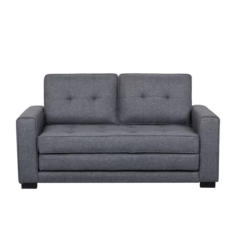 Wrought Studio Duke Sleeper Sofa Amp Reviews Wayfair