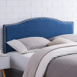 Queen Upholstered Headboards You ll Love   Wayfair Save