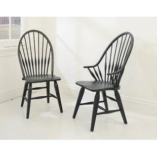 chaises de salle a manger marque broyhill