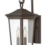 Hinkley Lighting Bromley 2 Light Outdoor Wall Lantern Reviews Perigold