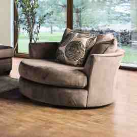 Holford Swivel Chair And A Half