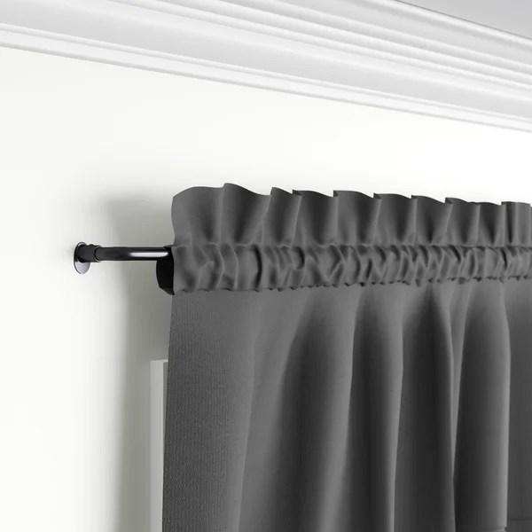 13 ft curtain rod